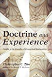 img - for Doctrine and Experience: Caught in the Crossfire of Evangelical Spiritualities book / textbook / text book