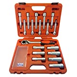 FIT TOOLS 1/2'' Dr. Shock Absorber Remover / Installer 18 pcs Tool Kit