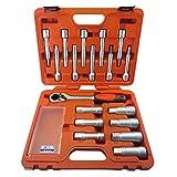 FIT TOOLS 1/2'' Dr. Shock Absorber Remover / Installer 18 pcs Tool Kit