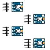 Areyourshop 4Pcs MS554 MS5540-CM 10-1100mbar Digital Pressure Sensor Module 16bit 2.2V-3.6 V