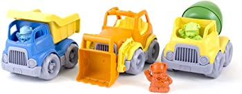 3-Pack Green Toys Construction Vehicle