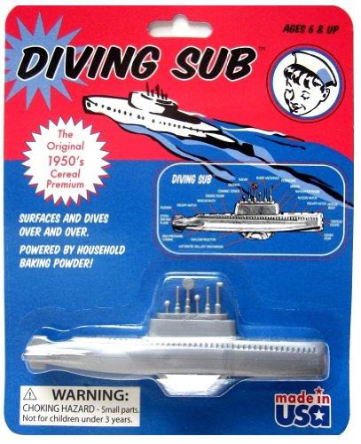 Toysmith TSM798010 Diving Sub Toy