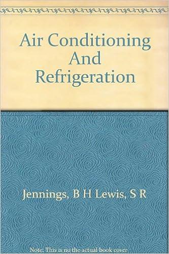 Descargadores de libros de GoogleAir Conditioning And Refrigeration B005KFETUC (Spanish Edition) RTF