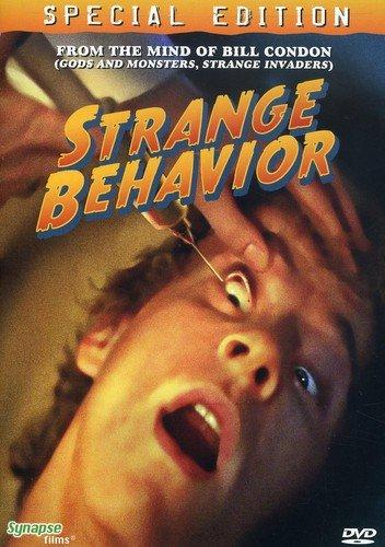Strange Behavior (Special Edition) (Best Budget Tv Australia)