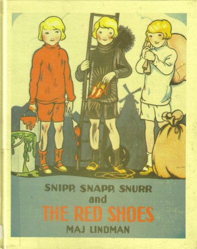 Snipp, Snapp, Snurr and The Red Shoes ()