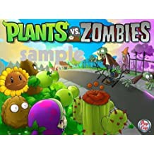 Plants VS Zombies Edible Image Cake Topper Frosting Sheet by Kopykake