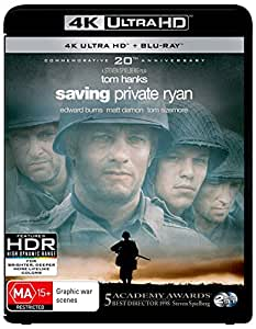 Saving Private Ryan (4K Ultra HD + Blu-ray + Digital)