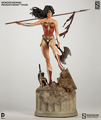 Sideshow DC Comics Collectibles Wonder Woman Premium Format Figure Statue