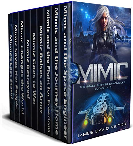 - Mimic: The Space Shifter Chronicles Boxed Set (Books 1 - 9)