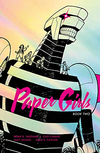 Pdf Graphic Novels Paper Girls Deluxe Edition Volume 2