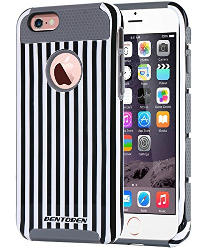 iPhone BENTOBEN Stripe Shockproof Protective