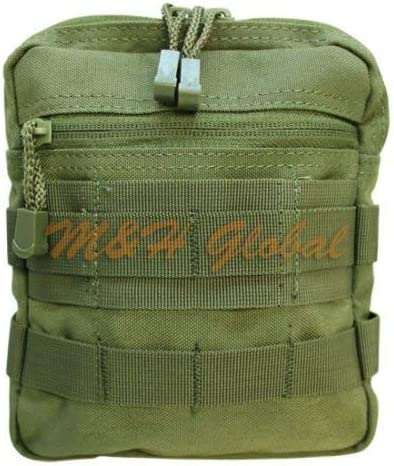 MOLLE GP Pouch General Purpose Utility Pouch OD GREEN