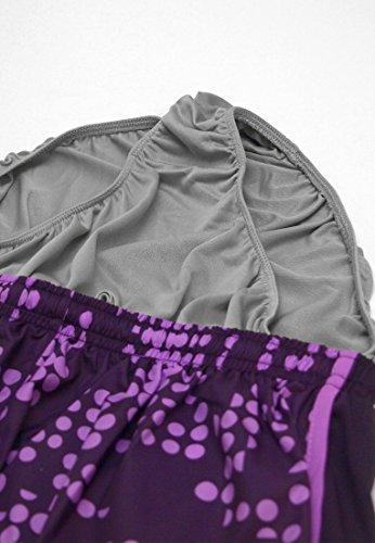 Nike Laufshorts Damen lila/violett