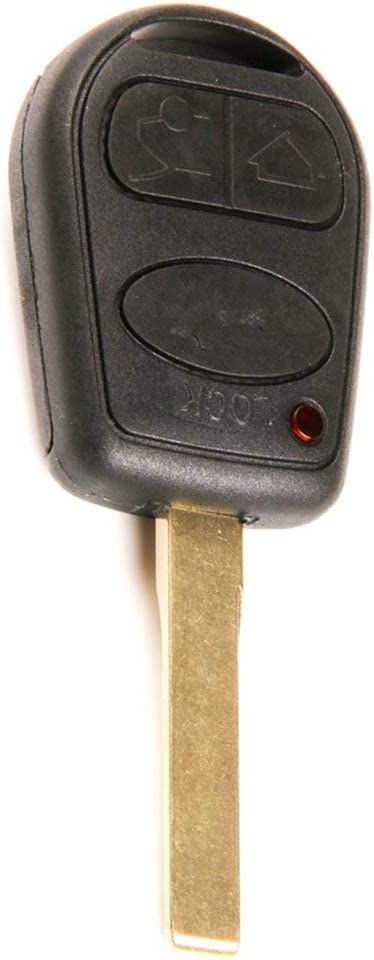 REPLACEMENT 3 button Remote fob KEY shell case replacement for Land rover RANGE HOVER L322 HSE VOGUE Range Rover Sport