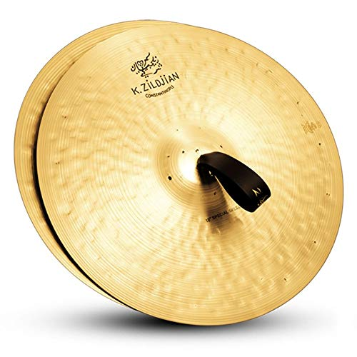 Zildjian K1003 18'' K Constantinople Orchestral Cymbal Special Selection Medium Heavy Single Traditional Finish