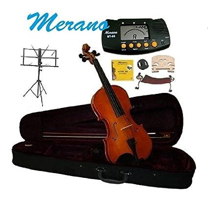 Trend Mark 2 Pcs Ebony Violin Fingerboard 4/4 Black Ebony Wood Violin Parts Violin Parts & Accessories