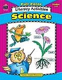 Literacy Activities - Science, Lorin Klistoff, 0743931718