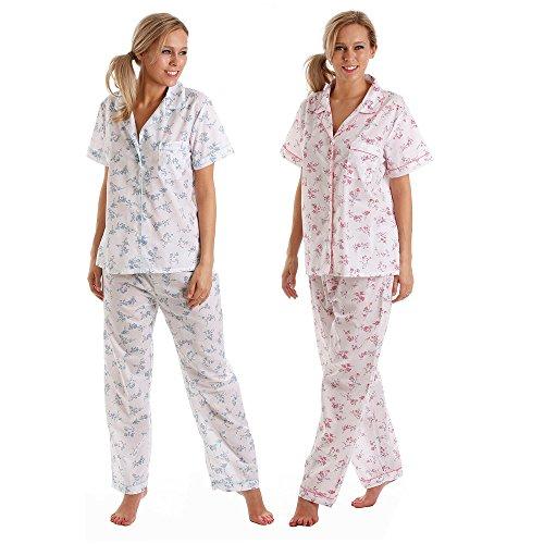 Lady Olga - Pijama - para mujer Azul