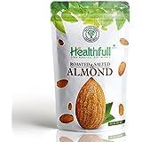 Healthfull Roasted & Salted Almond, 200g.