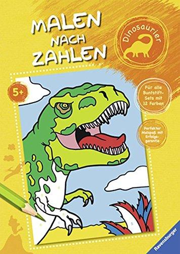 Malen nach Zahlen: Dinosaurier Taschenbuch – 16. Januar 2015 Stefan Richter Ravensburger Buchverlag 3473558613 empfohlenes Alter: ab 5 Jahre
