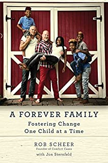Book Cover: A Forever Family: Fostering Change One Child at a Time