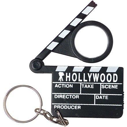U.S. Toy Hollywood Clapboard Keychains ()