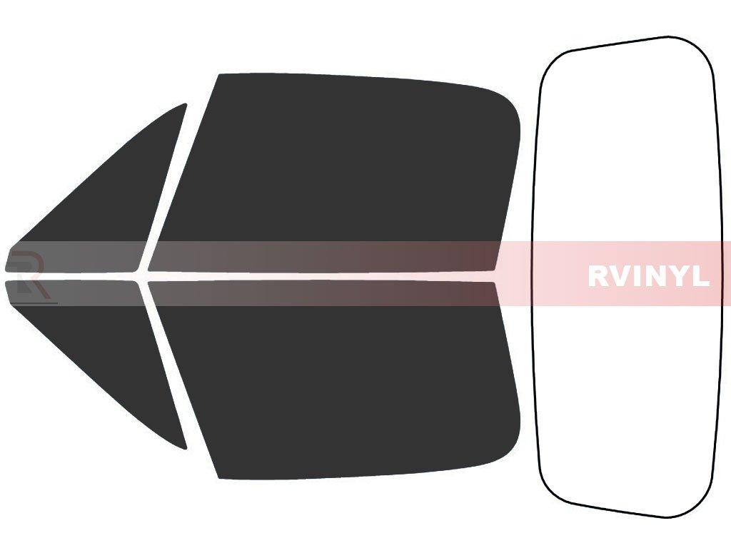Rtint Window Tint Kit for Mazda Miata 1999-2005 20/% Front Kit