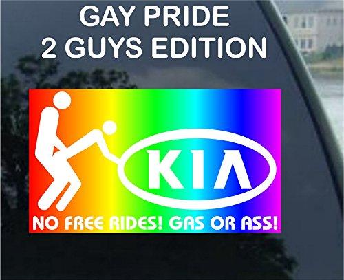 no-free-rides-decal-for-any-kia-decals-sportage-rio-spectra-sedona-sorento-sephia