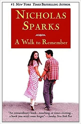 walk to remember author