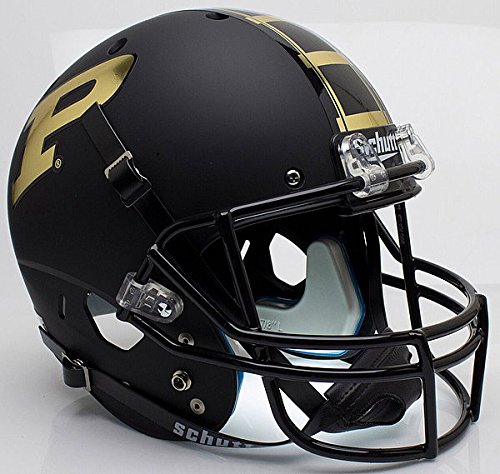 Full Size Schutt XP Replica Football Helmet - Purdue Boilermakers Collectibles (Purdue Boilermakers Collectibles)