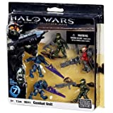 Halo Wars Mega Bloks Exclusive Set #7 Combat Unit [Contains 5 Mini Figures!]