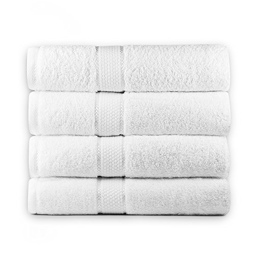 Bisgal 4 Piece Luxury Bath Towels product image