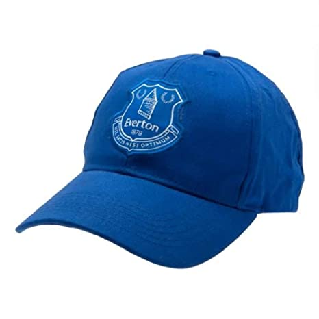 Everton Basic Gorra de béisbol, Unisex Adulto, Azul Cobalto ...