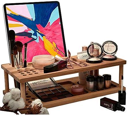 343e4ee9ecd Makeup Cosmetic Perfume Organizer. Cell Phone Mirror Jewelry ...