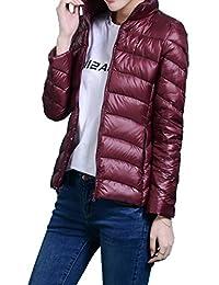 HengJia Women's Packable Down Puffer Coat Lightweight Down Winter Jacket