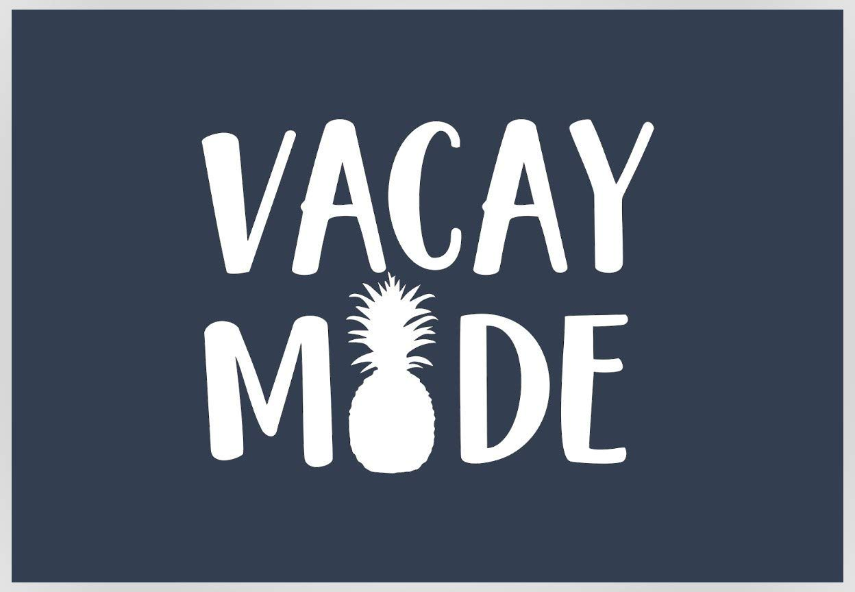 Vacay Mode Decal SD315
