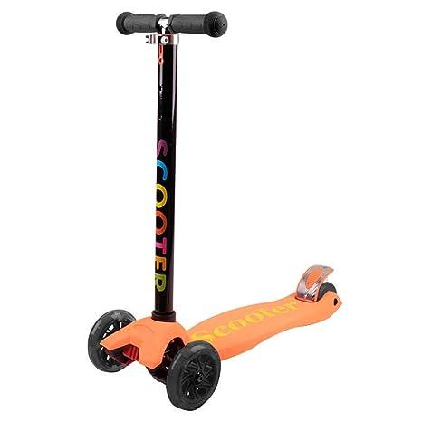 Patinetes Scooter para niños 3-6-12 años Scooter de Tres ...