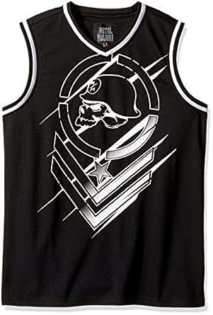 Amazon.com: Metal Mulisha Men's Direct Jersey Tank, Black