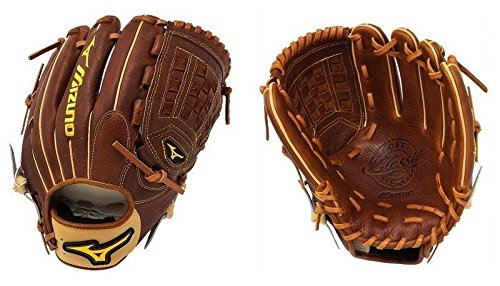 Mizuno GCP1AS Classic Pro Soft Baseball Glove, 12-Inch, Right Hand Throw (Mizuno Baseball Gloves 12 Inch)