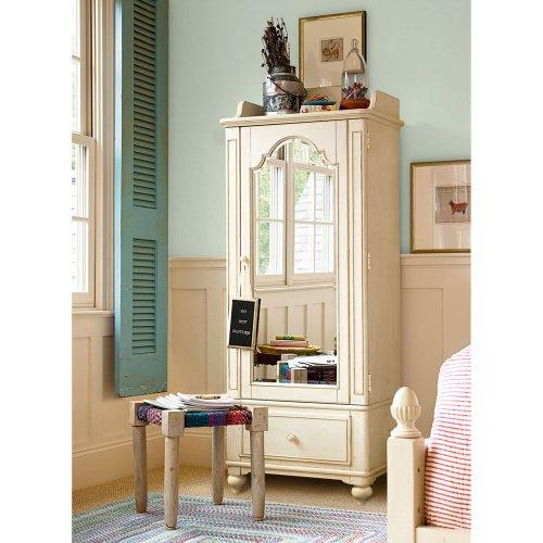 Amazon Com Universal Furniture Paula Deen Kids Gals Dressing Cabinet Linen Kitchen Dining