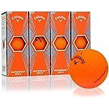 Callaway Golf Superhot Bold Matte Orange Golf Balls