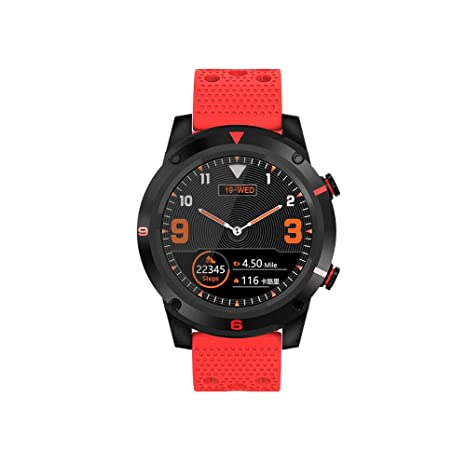 Amazon.com: Reloj inteligente M26 con brújula GPS IP67 ...