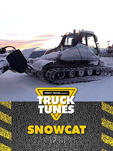 Snowcat - Truck Tunes for Kids Grooming Video