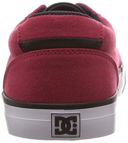 DC Council TXXRKW Herren Sneakers Rot (RED/BLACK/WHITE)