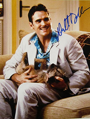 Matt Dillon   Something About Mary   Signed 8X10 Photograph Mint With Coa   Proof Picture
