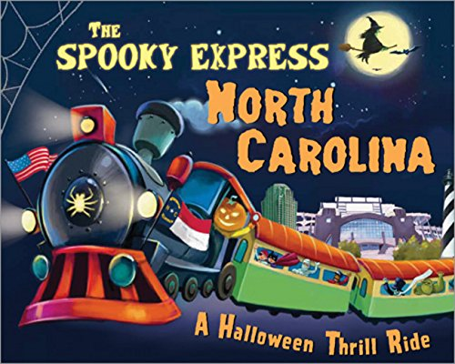 The Spooky Express North Carolina ()