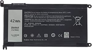 New WDX0R Notebook Battery for dell Inspiron 15 5565 5567 5568 5578 7560 7570 7579 7569 13 5368 5378 7368 7378 17 5765 5767 5770 Series;fit dell 3CRH3 T2JX4 FC92N CYMGM Laptop