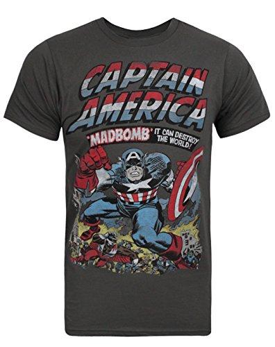 captain america madbomb - 9