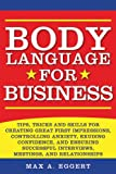 Body Language for Business, Max A. Eggert, 1616085363