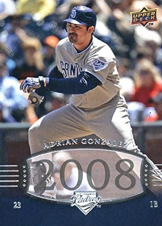 low priced 85400 d6a6f Amazon.com: Baseball MLB 2008 Upper Deck Timeline #220 ...